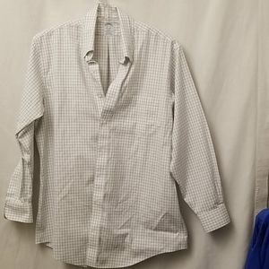Brooks Brothers Regent Mens Shirt Size 16.5